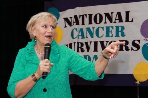 Let's Celebrate National Cancer Survivors Day
